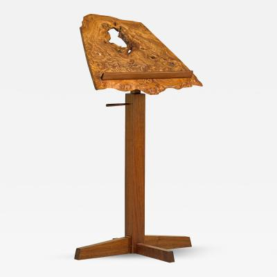 George Nakashima George Nakashima Adjustable Music Stand