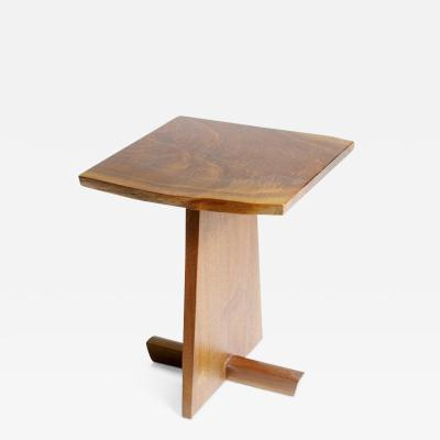 George Nakashima George Nakashima Burl Walnut Minguren Table