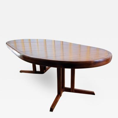 George Nakashima George Nakashima Extendable Walnut Dining Table Model 277 for Widdicomb 1960