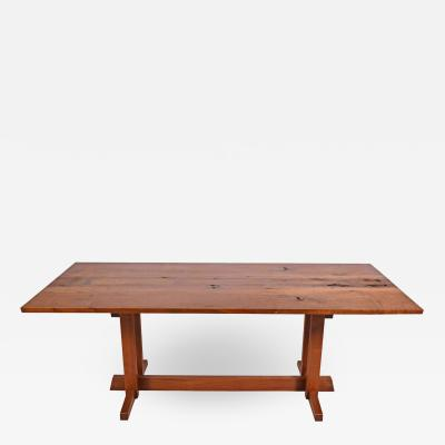 George Nakashima George Nakashima Frenchman s Cove dining table 1971