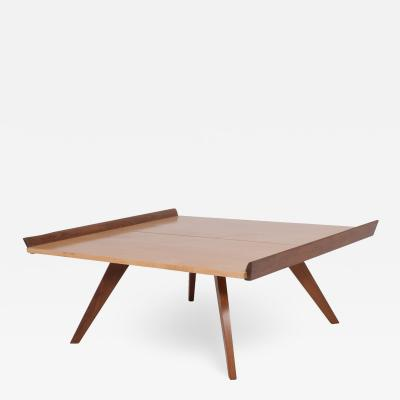 George Nakashima George Nakashima N10 coffee table for Knoll Associates 1947