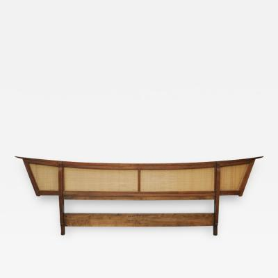 George Nakashima George Nakashima Origins King Size Headboard