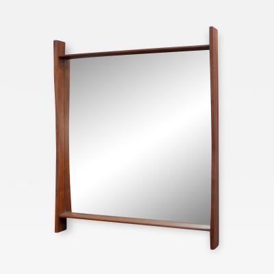 George Nakashima George Nakashima Origins Wall Mirror