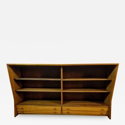 George Nakashima George Nakashima Side Board Upper Cabinet Shelving Widdicomb Model 277 1960
