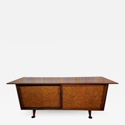 George Nakashima George Nakashima Sideboard Model 205 Walnut Carpathian Elm Widdicomb 1961