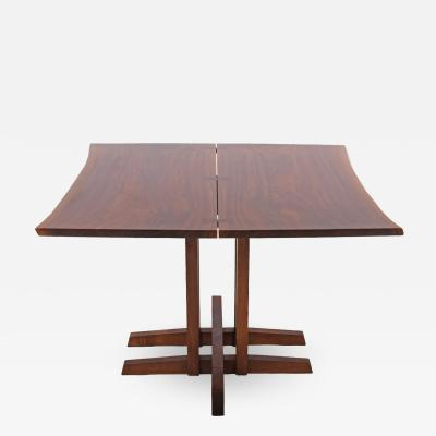 George Nakashima George Nakashima Square Frenchmans Cove table 1981