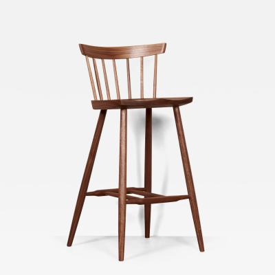 George Nakashima George Nakashima Studio 4 Legged High Chair USA 2021