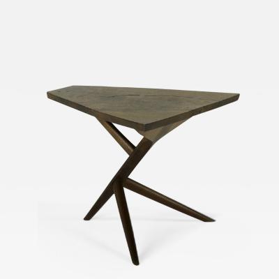 George Nakashima George Nakashima Three Leg End Table