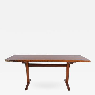 George Nakashima George Nakashima Trestle dining table 1980s