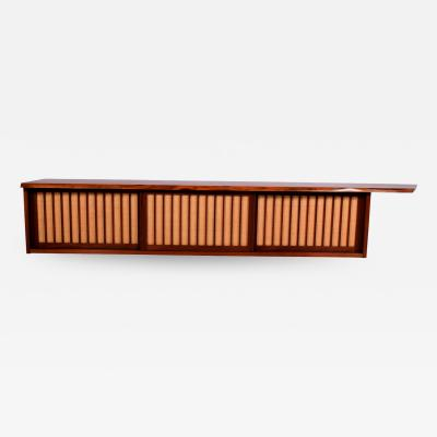 George Nakashima George Nakashima Triple Door Wall Cabinet 1989