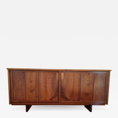 George Nakashima George Nakashima Two Door Cabinet