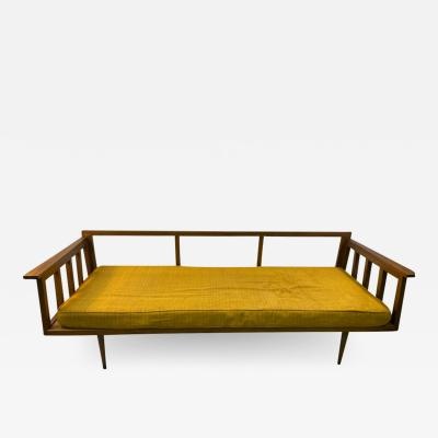 George Nakashima MID CENTURY DAYBED IN THE MANNER OF GEORGE NAKASHIMA