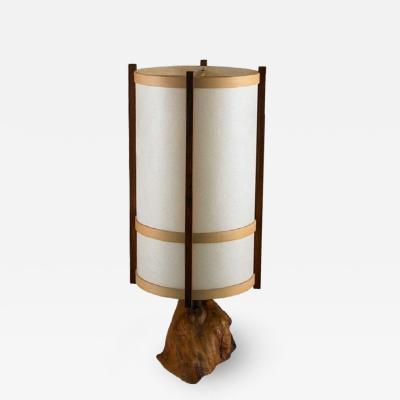 George Nakashima Nakashima Desk or Table Lamp