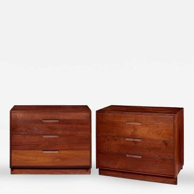George Nakashima Night Stands