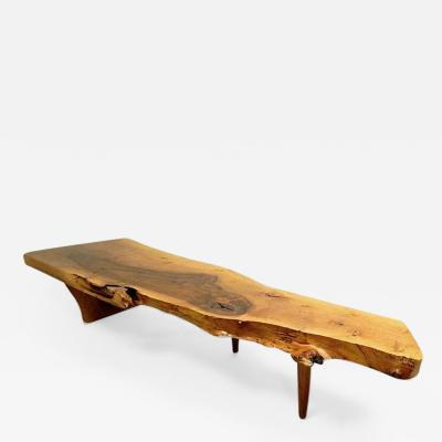 George Nakashima R Coffee Table