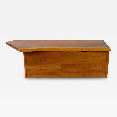 ReGeneration Furniture. George Nakashima Wall Mount Cabinet