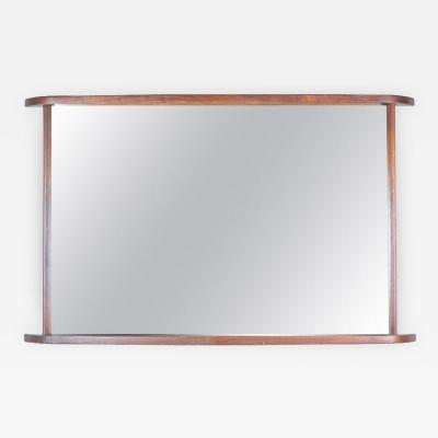 George Nakashima Walnut Mirror by George Nakashima for Widdicomb