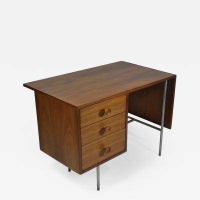 George Nelson Drop Leaf Desk By George Nelson