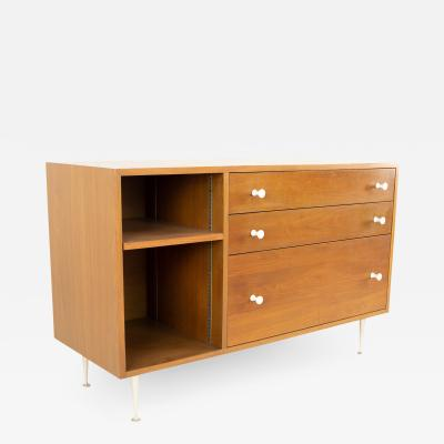 George Nelson For Herman Miller Mid Century Sideboard Credenza Media Cabinet