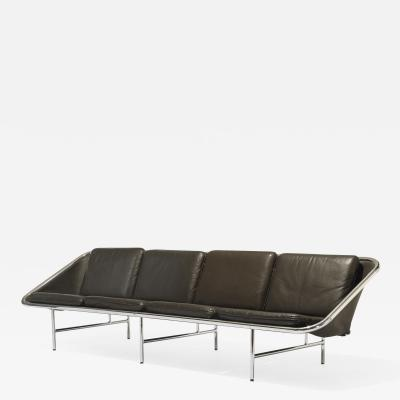 George Nelson George Nelson Associates Sling sofa model 6833