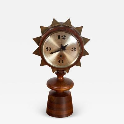 George Nelson George Nelson Chess Piece Clock