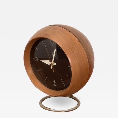 George Nelson George Nelson Chronopak Desk Clock