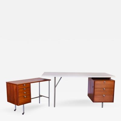 George Nelson George Nelson Desk System