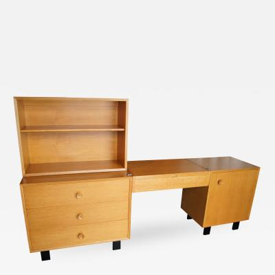 George Nelson George Nelson Four Piece Set Dresser for Herman Miller
