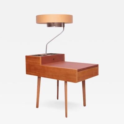 George Nelson George Nelson Planter and Lamp Table Model 4634 L for Herman Miller