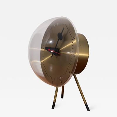George Nelson George Nelson Tripod Table Clock
