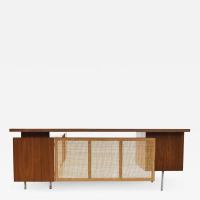 George Nelson George Nelson for Herman Miller 1952 Executive Desk