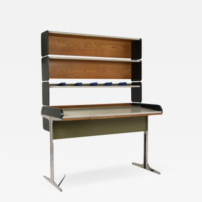 George Nelson George Nelson for Herman Miller Roll Top Desk