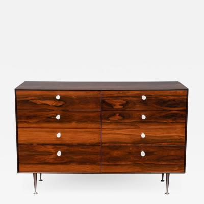 George Nelson Gorge Nelson Rosewood Thin Edge Dresser for Herman Miller