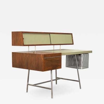 George Nelson Home Office Desk by George Nelson for Herman Miller