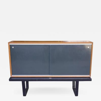 George Nelson Mid Century George Nelson for Herman Miller Cabinet or Credenza on Slat Bench