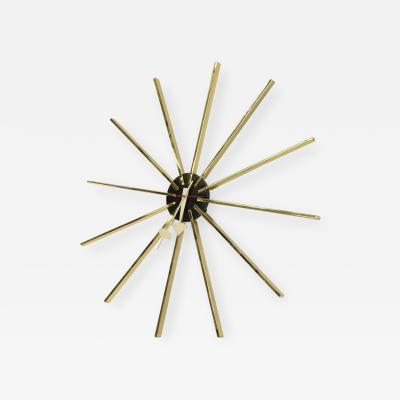 George Nelson Mid Century Modern Wall Clock by George Nelson for Howard Miller