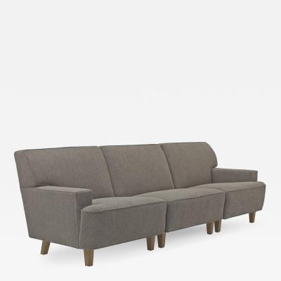 George Nelson Sectional Sofa by George Nelson for Herman Miller 4681 83 84