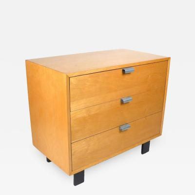 George Nelson Three Drawer Chest by George Nelson for Herman Miller
