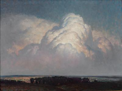 George William Sotter Clouds