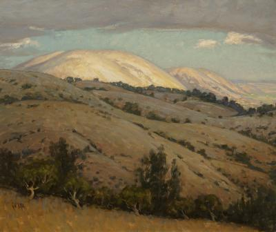George William Sotter Hills of Carmel