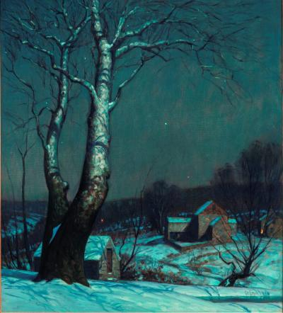 George William Sotter Nights Solitude