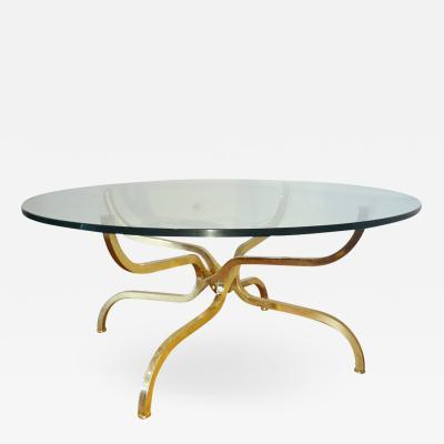 Georges Geffroy Coffee table by Georges GEFFROY