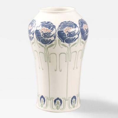 Georges de Feure French Art Nouveau Ceramic Vase