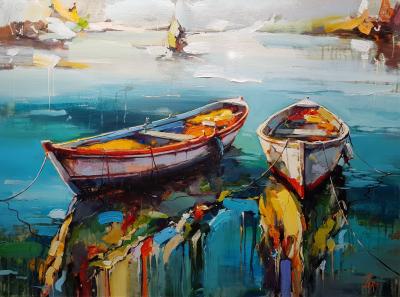 Georgi Kolarov Fishing Boats