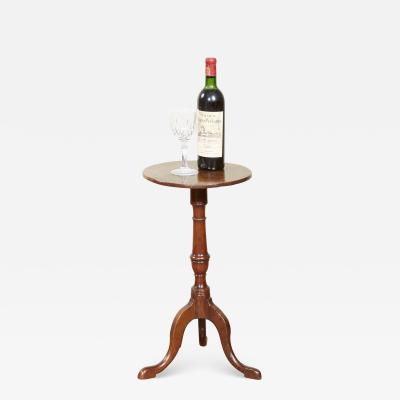 Georgian Oak Wine Table