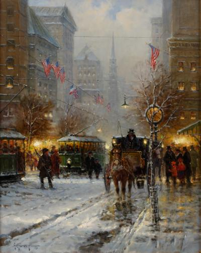 Gerald Harvey Music of Manhattan