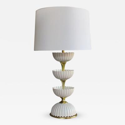 Gerald Thurston An American Lotus Lamp by Gerald Thurston for Lightolier