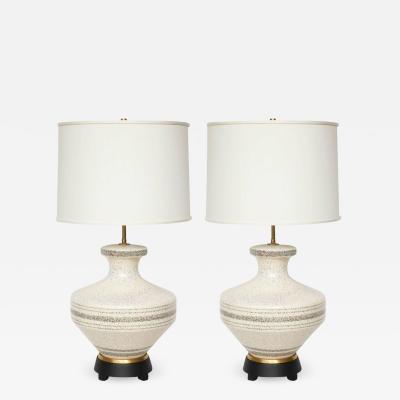 Gerald Thurston Gerald Thurston Porcelain Lamps