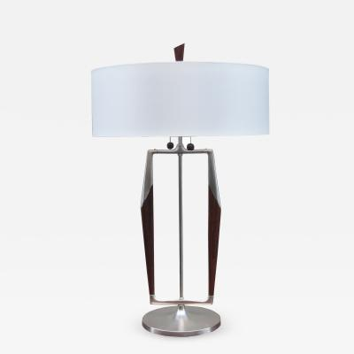 Gerald Thurston Mid Century Table Lamp
