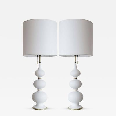 Gerald Thurston Pair of Gerald Thurston Lamps